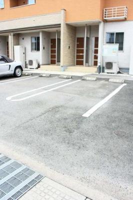 【駐車場】レジデンス穂垣