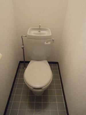 トイレも気になるポイント。メゾン・ド・ベル