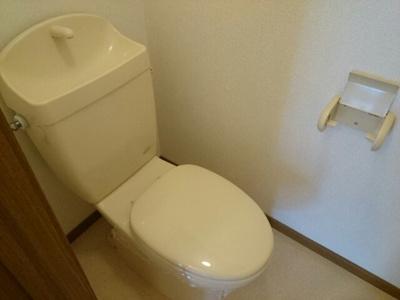 【トイレ】ポワンドゥ花梨Ⅰ