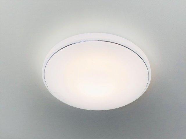 全室LED照明を採用。LEDの寿命は4万~6万時間で1日10時間使用しても約11年間は交換不要です。