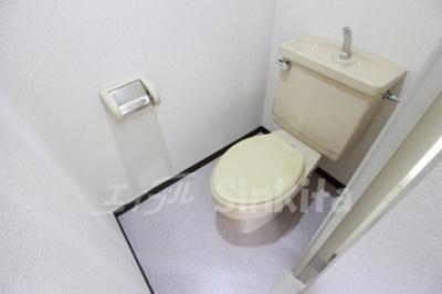 【トイレ】サンパレス桃山台2番館