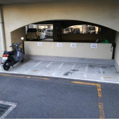 【駐車場】友井グレイス