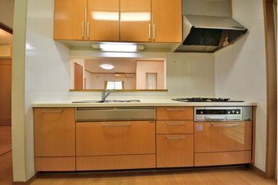 【キッチン】つくば市豊里の杜2丁目 中古戸建