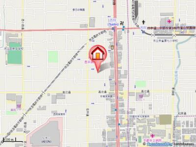 【地図】D'sAQUILA(ディーズアキュラ)
