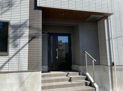 【外観】町田駅徒歩4分 新築  貸店舗