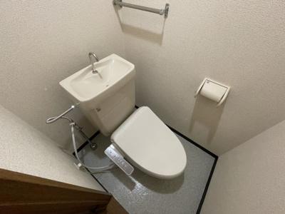 【トイレ】エルフェンテ