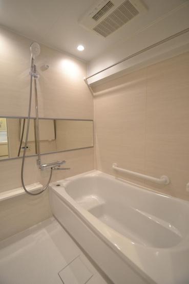 【浴室】ライオンズマンション西中延