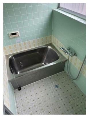 【浴室】ひばりが丘2丁目戸建