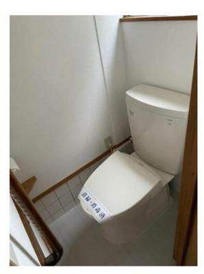 【トイレ】ひばりが丘2丁目戸建B