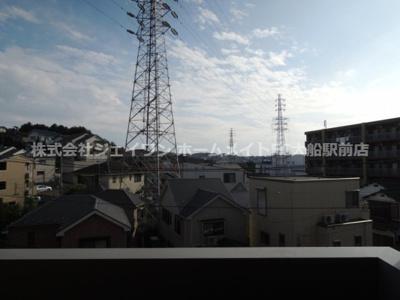 【展望】ラヴィエ鎌倉大船