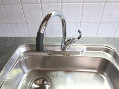 こだわりのキッチン水栓