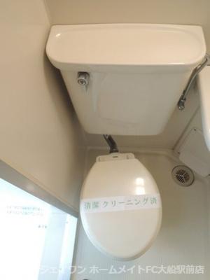 【トイレ】サンテラス岩瀬