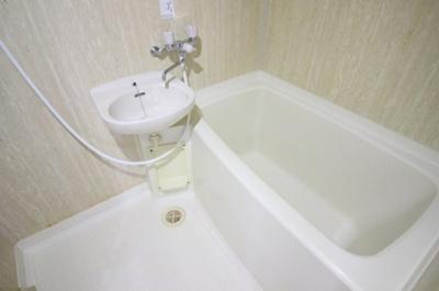 【浴室】ハイツアーデル