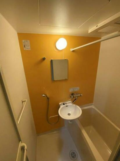 浴室乾燥機付き