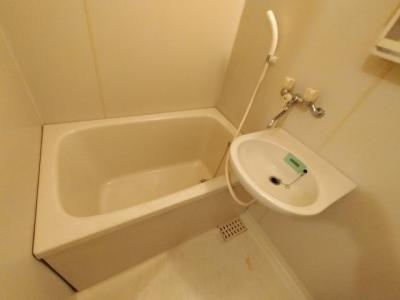 【浴室】シャトーコスミ