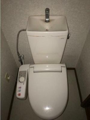 【トイレ】朝日プラザ東戸塚