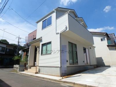 【外観】狭山市広瀬3丁目・全1棟 新築一戸建 1号棟