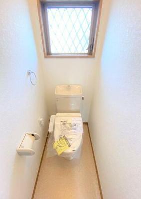 【トイレ】アイアイハイツ