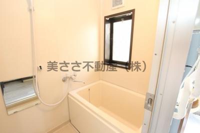 【浴室】シティハイムホシノ