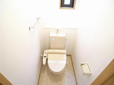 【トイレ】ライジング・サン・プラザ