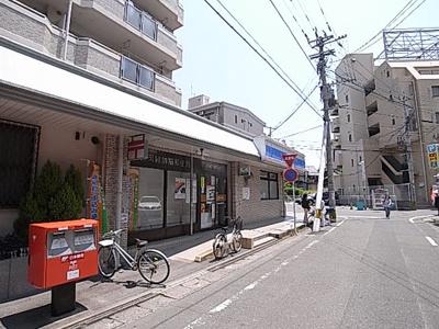 福岡雑餉隈郵便局まで99m