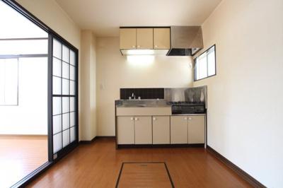 【キッチン】フローラ八王子A