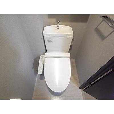 【トイレ】メガシティテラス 2棟