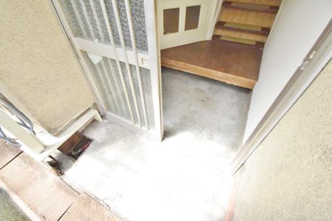 【玄関】天美西1丁目貸家