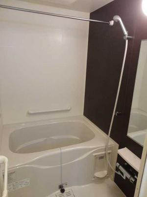 【浴室】プルメリア