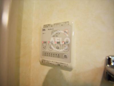 グランデージ難波西 浴室換気乾燥暖房機