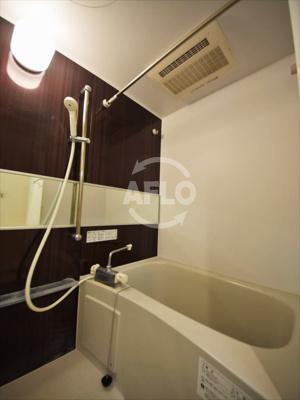 グランデージ難波西 浴室換気乾燥暖房機付バスルーム
