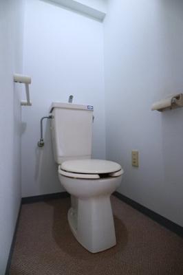 【トイレ】セオ・コート高丸