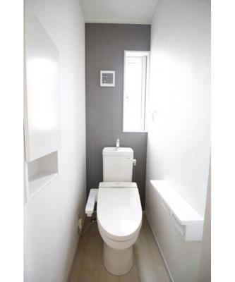 【トイレ】龍ヶ崎市松ヶ丘3丁目 中古戸建