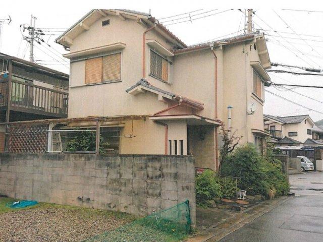 昭和54年築のお家です。