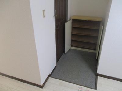 【玄関】オークミマツマンション