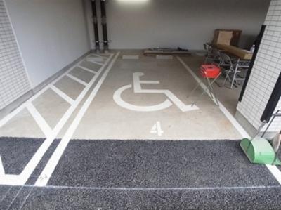 【駐車場】アパートメンツ中野弥生町