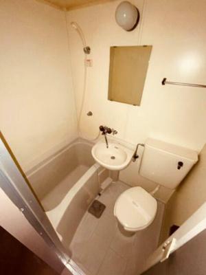 【浴室】上板橋ダイカンプラザシティ2