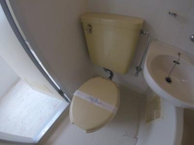 【トイレ】STEADY箕面