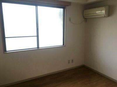【寝室】ファインズコート常盤台