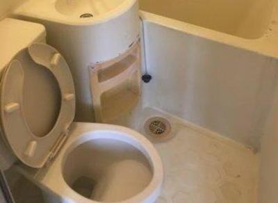 【トイレ】ファインズコート常盤台