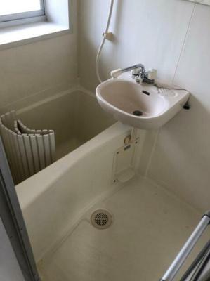 【浴室】やわら荘