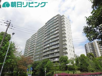 建物外観・人気の高層階