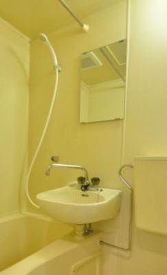 【浴室】サンローゼ上井草