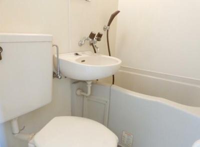 【浴室】アペックス中村橋
