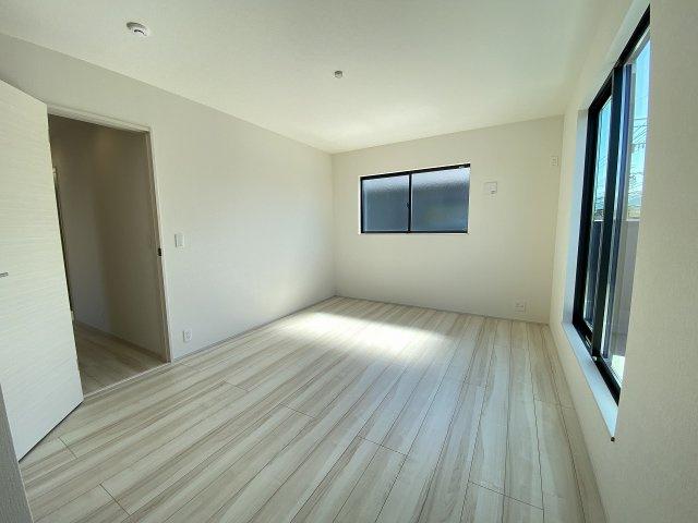 2階主寝室です。