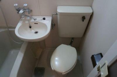 【トイレ】シャンブルK