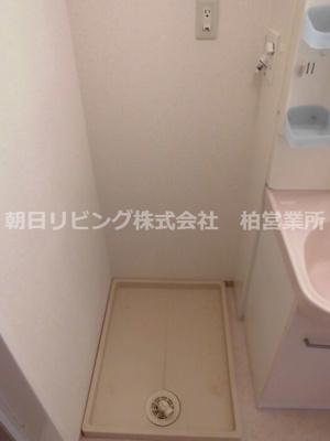 【洗面所】パークレジデンス Ⅰ・ⅡⅡ
