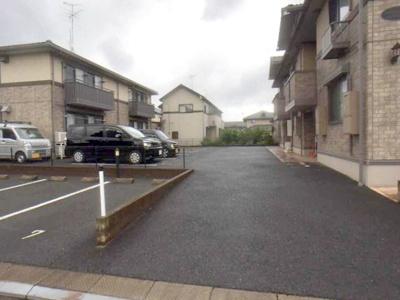 【駐車場】パークレジデンス Ⅰ・ⅡⅡ