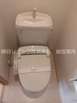 【トイレ】パークレジデンス Ⅰ・ⅡⅡ