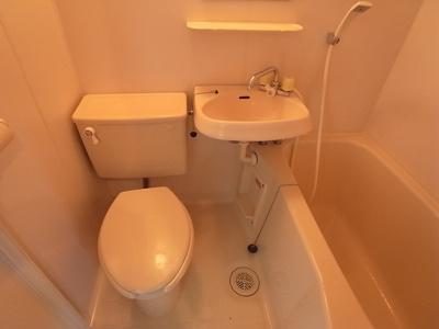 【トイレ】ミアカーサ高松